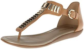Bandolino Women's Jagger Synthetic Dress Sandal