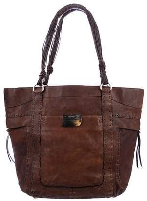 Ghurka Leather Tote Bag
