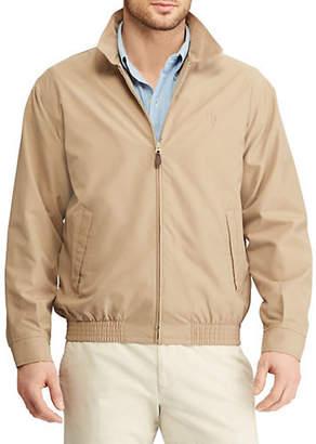 Chaps Full-Zip Microfibre Jacket