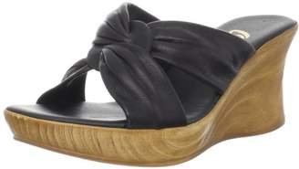 Onex Women's Puffy Wedge Sandal