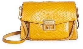 Givenchy Small Python GV3 Shoulder Bag