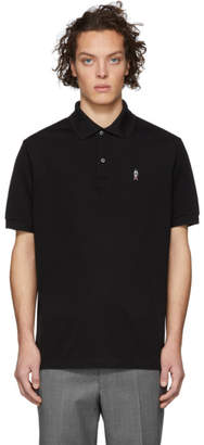 Paul Smith SSENSE Exclusive Black Gents Polo