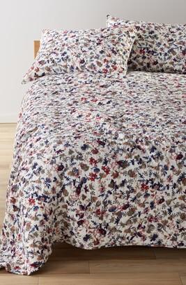 Levtex Farmhouse Floral Quilt