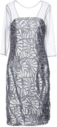 Clips Knee-length dresses - Item 34720503MT
