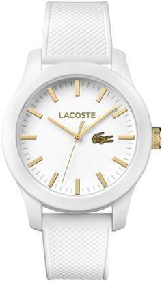 Lacoste Unisex Lacoste.12.12 White Watch