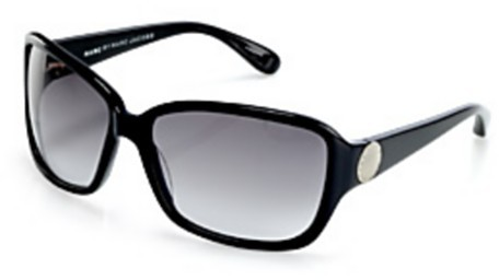 Marc by Marc Jacobs Button Logo Sunglasses
