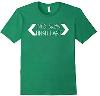 Nice Guys Finish Last T-Shirt