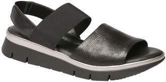 The Flexx Peep Toe Platform Sandals - Cushy