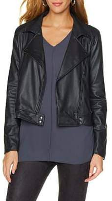 Lysse Vegan Leather Jacket