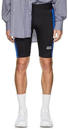 "Martine Rose MEN'S ""GREAT IDEA"" CYCLING SHORTS - BLACK SIZE S"