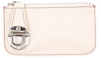 Marc Jacobs Leather Keychain Pouch