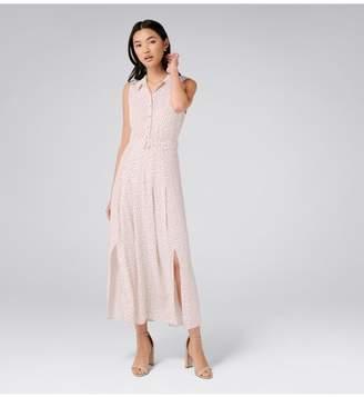 Ever New Marley Sleeveless Shirt Dress