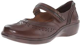 Aravon Women's Dolly-AR Mary Jane Flat