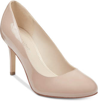 fe5b23f31ed Marc Fisher Chris Round-Toe Pumps Women Shoes
