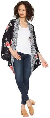 Bishop + Young Stella Print Kimono Women's Clothing