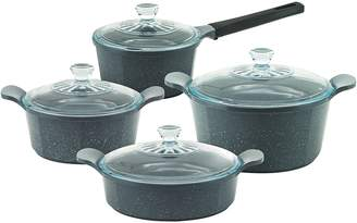 Neoflam Marble 4-Piece Cookware Set