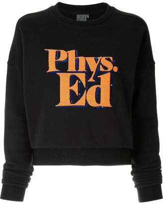 P.E Nation Feature sweatshirt