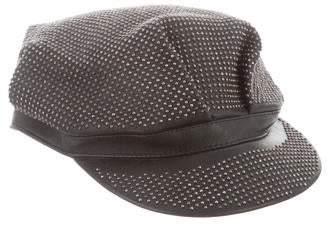 e1a67011307 Burberry Black Women s Hats - ShopStyle