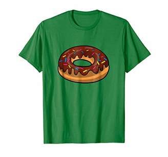 I Like Donuts T Shirt Coffee and Donuts T-shirt