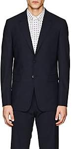 Theory Men's Chambers Wool Two-Button Sportcoat-Navy