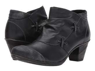 Rieker D8777 Cheyenne 77 Women's Pull-on Boots