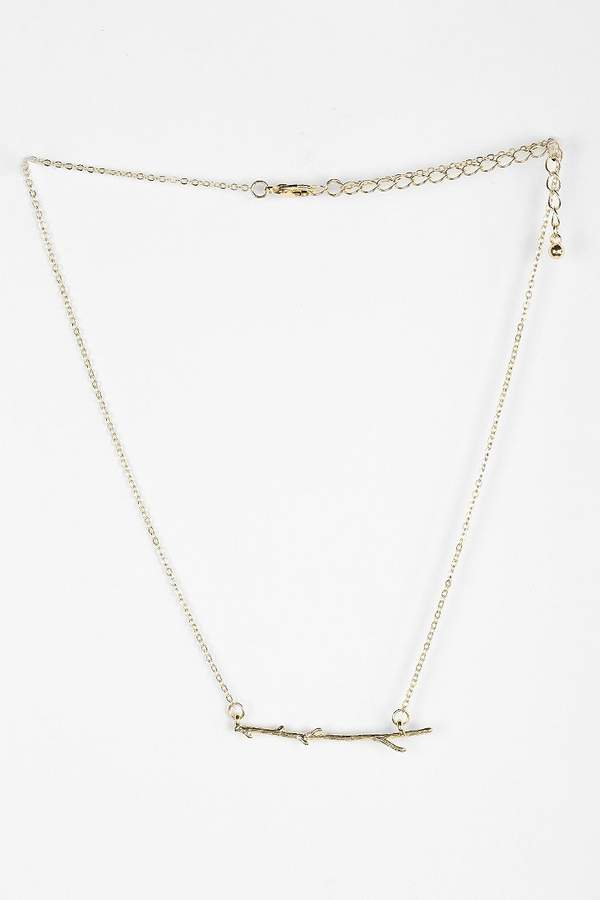 UO Little Branch Necklace