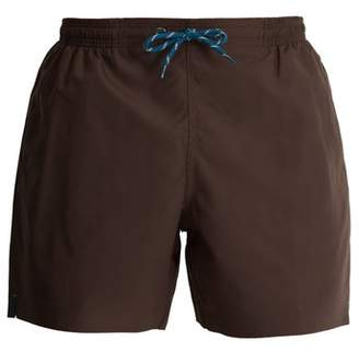 Marané Marane - The Classic Swim Shorts - Mens - Brown