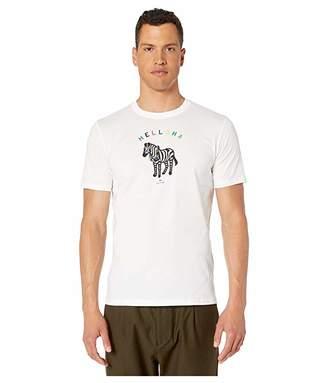Paul Smith Aloha Zebra T-Shirt