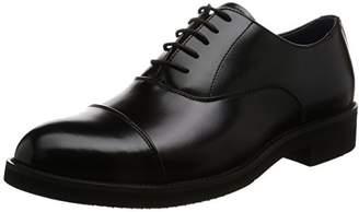 Franco Giovanni (フランコジョバンニ) - [フランコジョバンニ] 本革ビジネスシューズ FG5104 BLACK ブラック 26.5