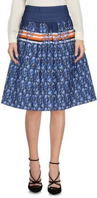 Preen Line Knee length skirts