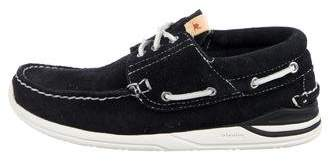 Visvim Hockney Folk Boat Shoes w/ Tags