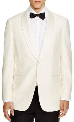 Hart Schaffner Marx White Classic Fit Dinner Jacket $795 thestylecure.com