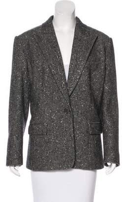 Michael Kors Tweed Wool Blazer w/ Tags