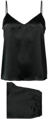 Equipment camisole nightwear set