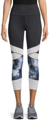 Kendall Infusion High-Rise Capri Leggings