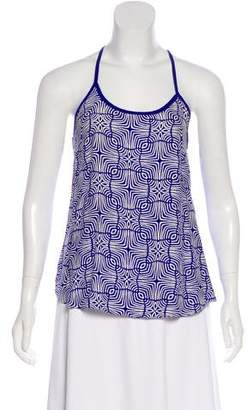 Alice & Trixie Printed Sleeveless Top