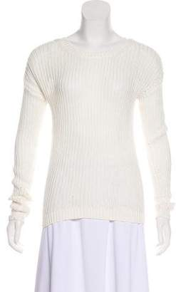 Inhabit Long Sleeve Knit Sweater