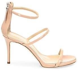 Giuseppe Zanotti Women's Harmony Patent Leather Sandals