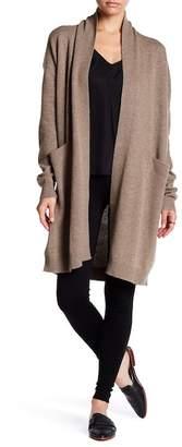 VINCE. Long Sleeve Cashmere Cardigan $495 thestylecure.com