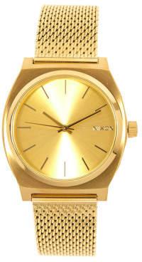 Nixon Milanese Time Teller Watch