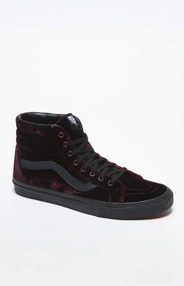 Vans Velvet Sk8-Hi Reissue Shoes
