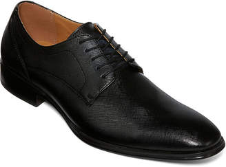 COLLECTION Collection by Michael Strahan Gene Mens Leather Oxford Shoes