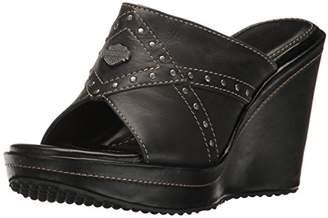 Harley-Davidson Women's Leawood Platform Dress Sandal