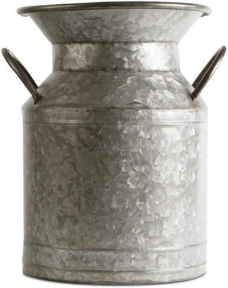 Home Essentials Galvanized Small Flower Bucket