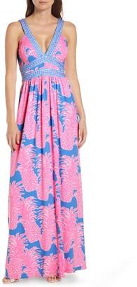 Lilly Pulitzer Taryn Print Maxi Dress
