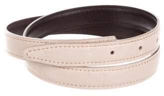 Hermes Reversible 13MM Belt Strap