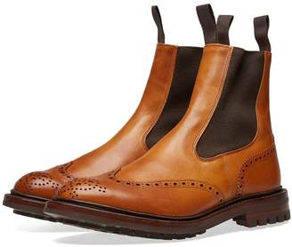 Tricker's Trickers Henry Brogue Chelsea Boot
