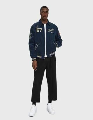 Polo Ralph Lauren Corduroy Varsity Jacket