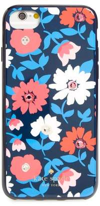 Kate Spade jeweled daisy iPhone 7/8 & 7/8 Plus case