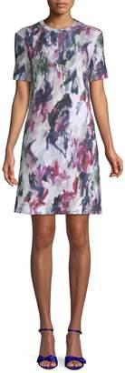Carven Women's Floral Printed Sheath Dress